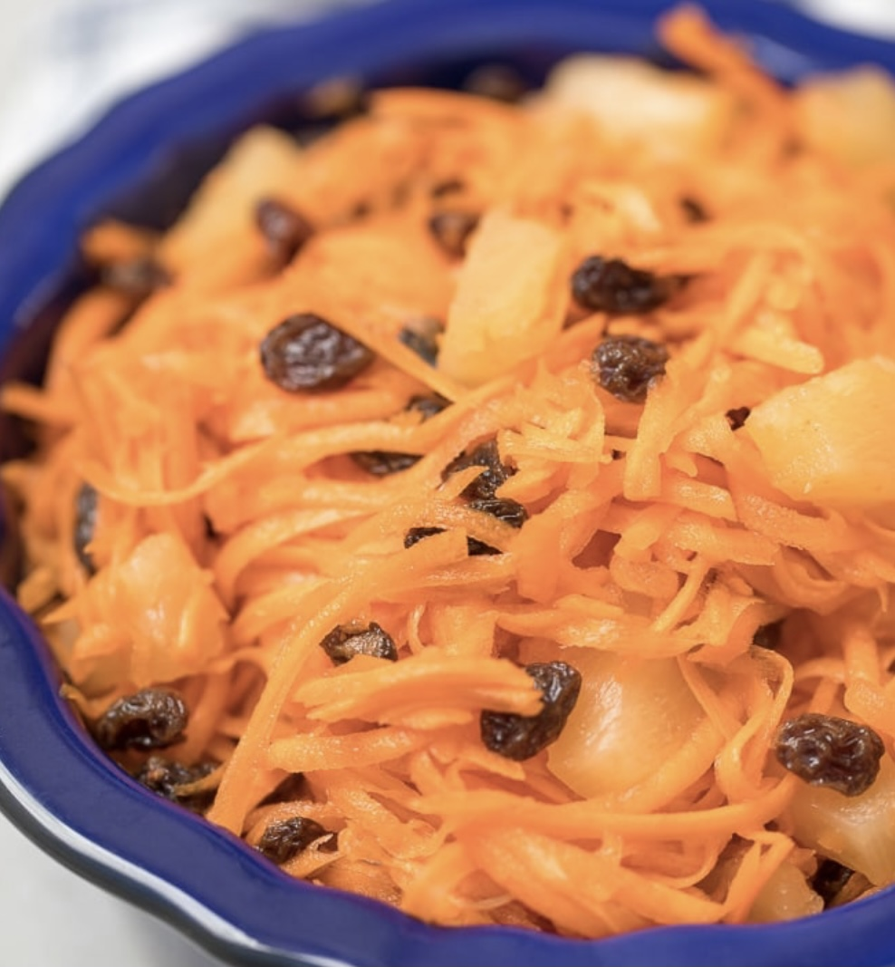 Nan's Favorite Carrot and Pineapple Salad
