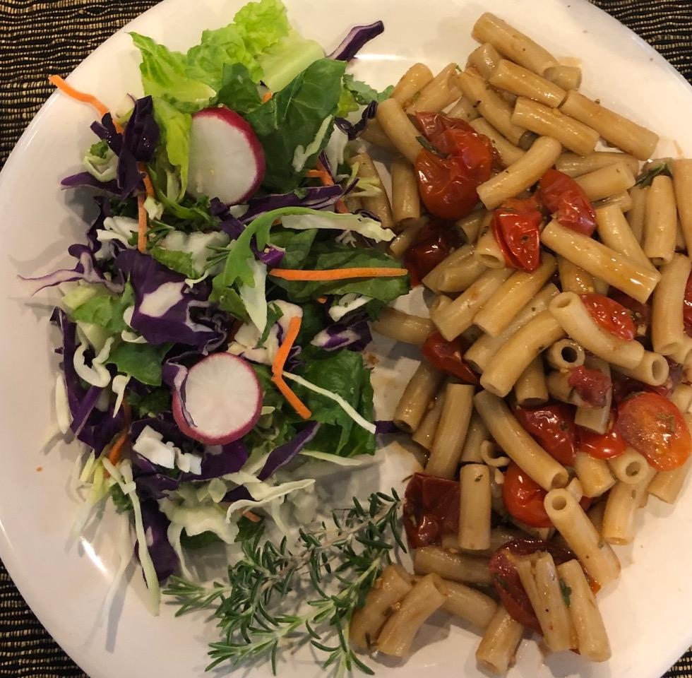 Five-Day Salad
