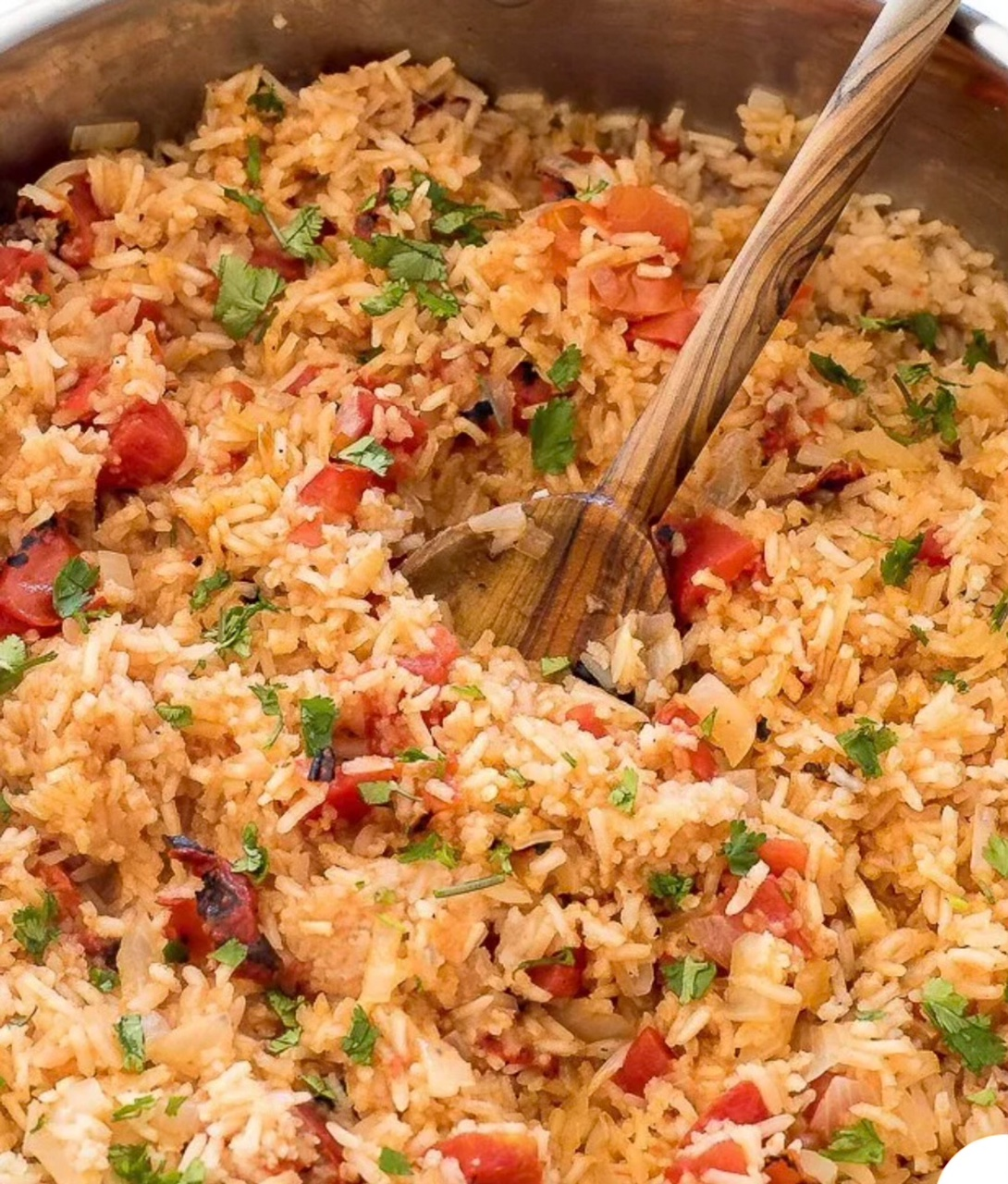 Delicious Spanish Rice, Instant Pot or cooked conventionally*