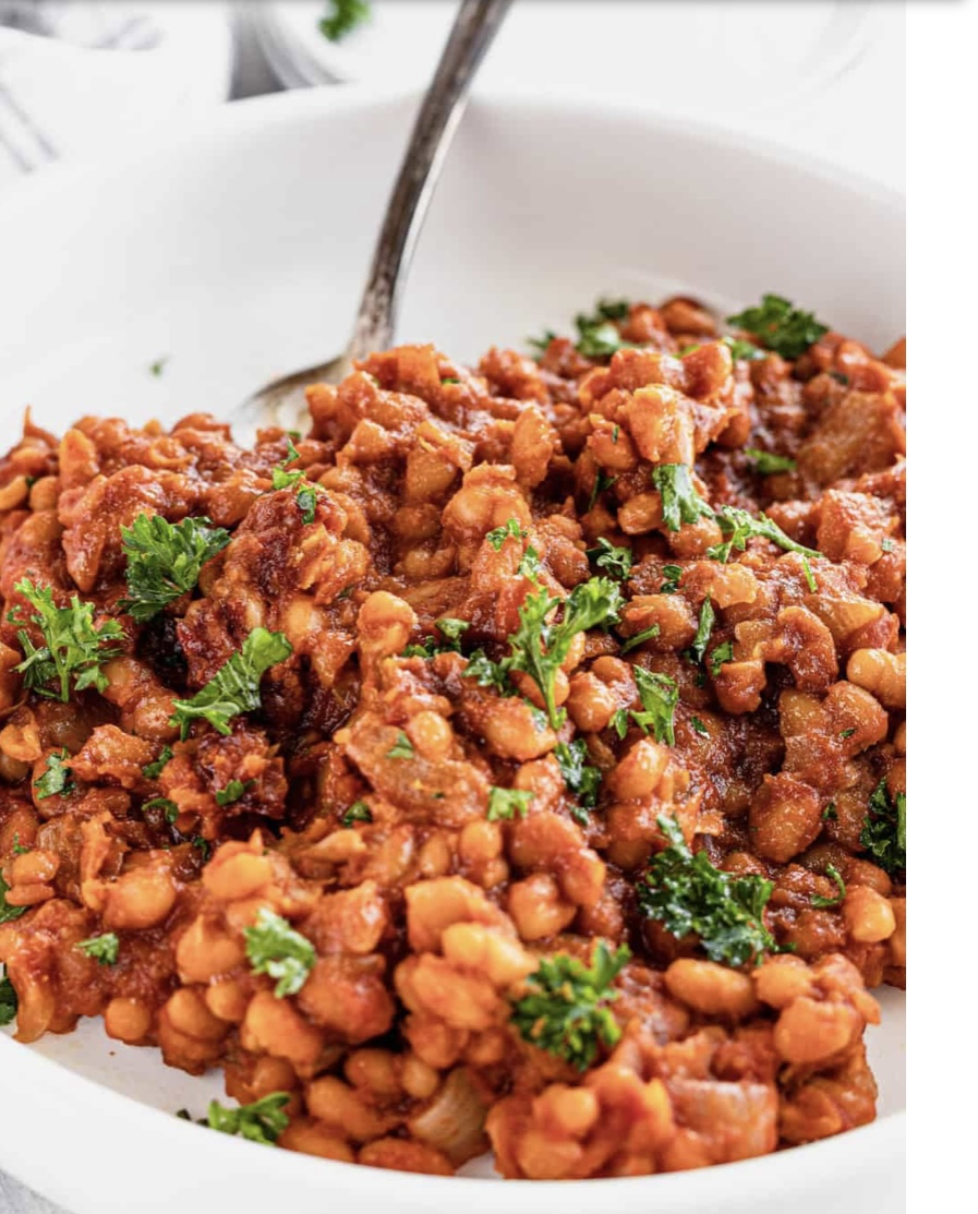 Barbecue Baked Beans—Dr. Joel Fuhrman's