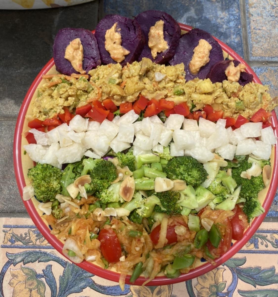 Basic Chopped Salad